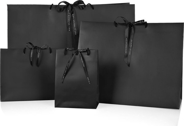 Бумажные пакеты из дизайнерской бумаги