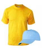 Футболки, кепки и галстуки с логотипом