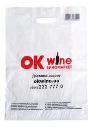 Печать на полиэтиленовых пакетах киев