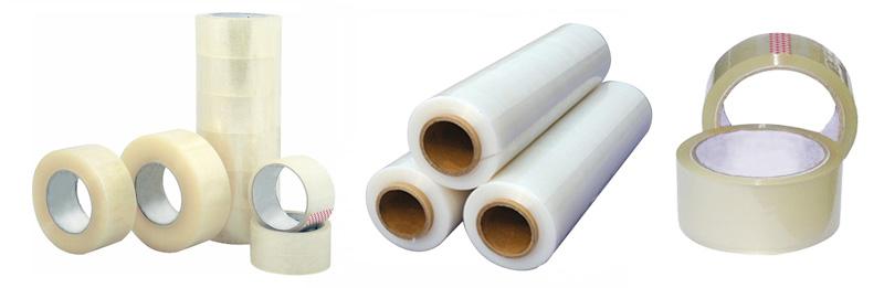 Производство упаковочного скотча и пленки стрейч