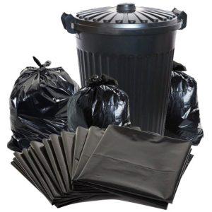 Пакеты для мусора фото