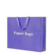 Бумажный пакет под Лен изображение