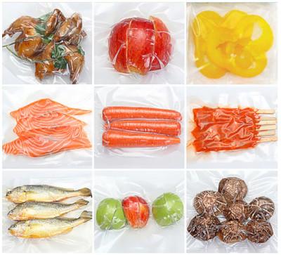 Пакет вакуумный пищевой фото