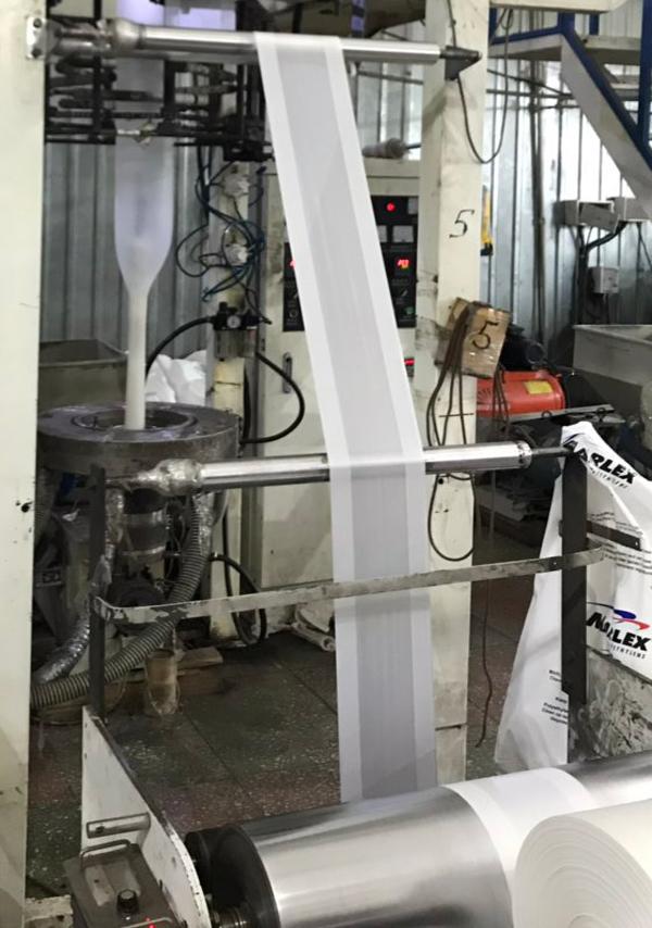 производство целлофановых пакетов