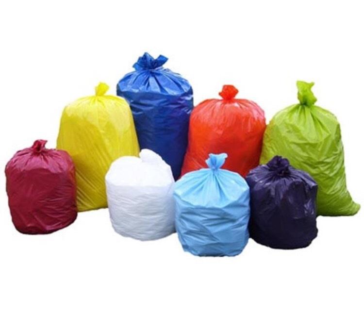 Мешки для мусора изображение